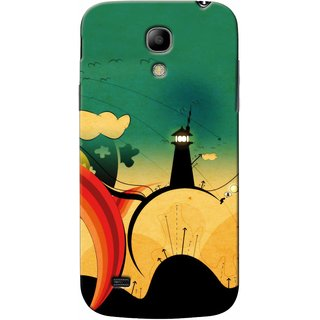 Snooky Digital Print Hard Back Case Cover For Samsung Galaxy S4 Mini 147327