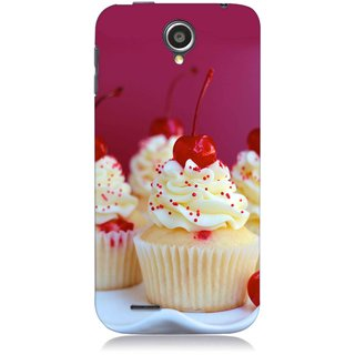 Snooky Digital Print Hard Back Case Cover For Lenovo A830 92390