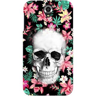 Snooky Digital Print Hard Back Case Cover For Lenovo A850 92585