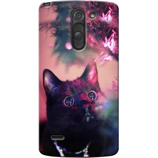 Snooky Digital Print Hard Back Case Cover For Lg G3 Stylus 93457