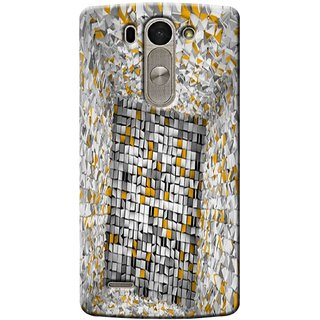 Snooky Digital Print Hard Back Case Cover For Lg G3 Beat 93711