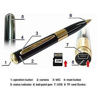 Onsgroup CCTV HD Spy Pen Camera