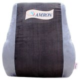 Amron Executive Backrest For Car Seat And Office Chairs