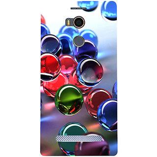 Casotec 3D Bubble Design Design Hard Back Case Cover For Gionee Elife E8