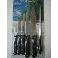 Executive Set Kitchen Knife Set Of 7Pc