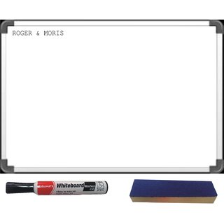 Combo Deal (White Board 2X1.5+ Pik Marker + Duster) By Roger  Moris