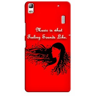 Snooky Digital Print Hard Back Case Cover For Lenovo K3 Note 97383