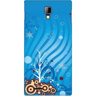Snooky Digital Print Hard Back Case Cover For Micromax Canvas Xpress A99 97872