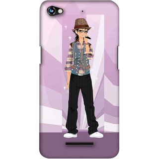 Snooky Digital Print Hard Back Case Cover For Micromax Canvas Hue 2 A316 98021