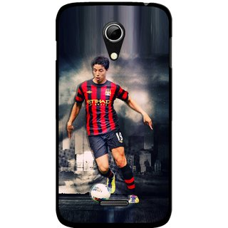 Snooky Designer Print Hard Back Case Cover For Micromax Canvas 2.2 A114 180313