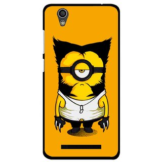Snooky Designer Print Hard Back Case Cover For Gionee F103 179982