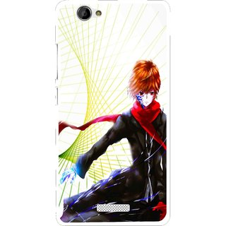 Snooky Designer Print Hard Back Case Cover For Gionee M2 180802