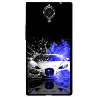 Snooky Designer Print Hard Back Case Cover For Gionee Elife E7 180907