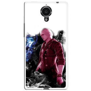 Snooky Designer Print Hard Back Case Cover For Gionee Elife E7 180915