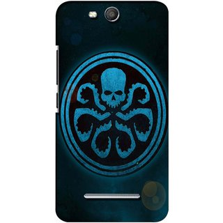 Snooky Digital Print Hard Back Case Cover For Micromax Canvas Juice 3 Q392 117280