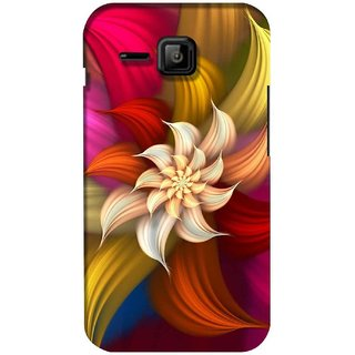 Snooky Digital Print Hard Back Case Cover For Micromax Bolt S301 117322