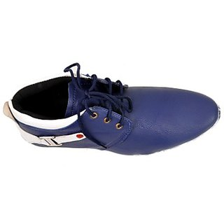 Kewl Instyle Men's Blue Casual Shoes