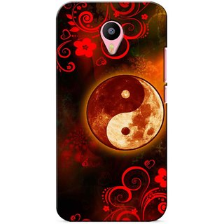 Snooky Digital Print Hard Back Case Cover For Meizu M2 Note 117160