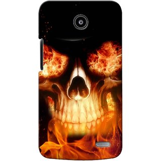 Snooky Digital Print Hard Back Case Cover For Lenovo A820 94069
