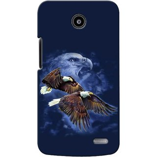 Snooky Digital Print Hard Back Case Cover For Lenovo A820 94093
