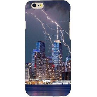 Casotec New York Design Hard Back Case Cover For Apple Iphone Se gz8161-14050