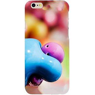 Casotec Figurines Hugging Design Hard Back Case Cover For Apple Iphone Se gz8161-14123