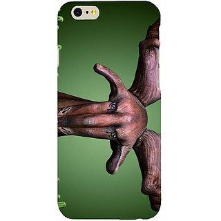 Casotec Hand Art Design Hard Back Case Cover For Apple Iphone Se gz8161-14628