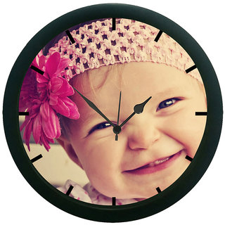 AE World Baby Wall Clock (With Glass)