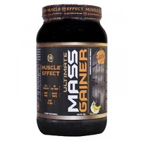Muscle Effect Ultimate Mass Gainer 1KG Banana