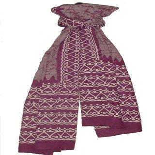 Mahimas Handblock New Stylish Batik Stoles for Women