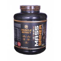 Muscle Effect Ultimate Mass Gainer 3KG Banana