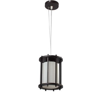LeArc Designer Lighting Wood Glass Pendent HL3850-1