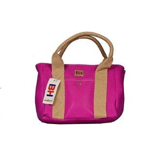 Women Purple New Fashionable Shoulder  Hand Bag