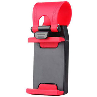 Steering Wheel Mobile Holder