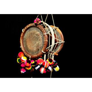 Buy Edakka Hour Glass Shaped Traditinoal Percussion Instrument Of