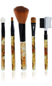 Amour Imported Make up Brushes 5 in 1 (Set of 5)