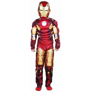 Iron Man Avenger Costume For Kids