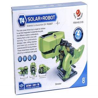 4 in 1 Solar Robot Science Kit