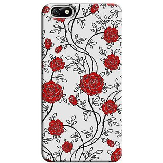 Saledart Designer Mobile Back Cover For Huawei Honor 4X Hh4Xkaa384 HH4XKAA384