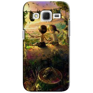 Saledart Designer Mobile Back Cover For Samsung Galaxy Core Prime G3608 Sgcorepkaa382 SGCOREPKAA382