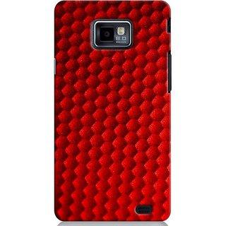Saledart Designer Mobile Back Cover For Samsung Galaxy S2 Ii I9100 Sgs2Kaa383 SGS2KAA383