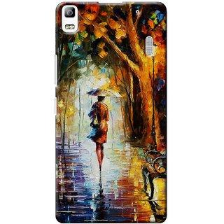 Saledart Designer Mobile Back Cover For Lenovo A7000 La7000Kaa414 LA7000KAA414
