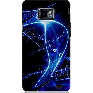 Saledart Designer Mobile Back Cover For Samsung Galaxy S2 Ii I9100 Sgs2Kaa41 SGS2KAA41
