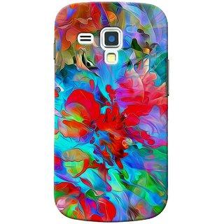Saledart Designer Mobile Back Cover For Samsung Galaxy S3 Iii Mini I8190 I8190N Sgs3Mkaa412 SGS3MKAA412