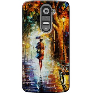 Saledart Designer Mobile Back Cover For Lg G2 Lgg2Kaa414 LGG2KAA414