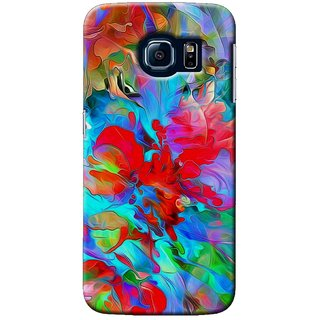Saledart Designer Mobile Back Cover For Samsung Galaxy S6 Edge Sgs6Ekaa412 SGS6EKAA412