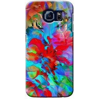 Saledart Designer Mobile Back Cover For Samsung Galaxy S6 G920 Sgs6Kaa412 SGS6KAA412