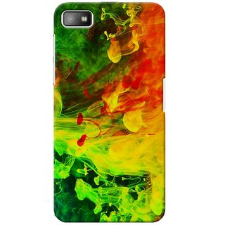 Saledart Designer Mobile Back Cover For Blackberry Z10 Bbz10Kaa421 BBZ10KAA421