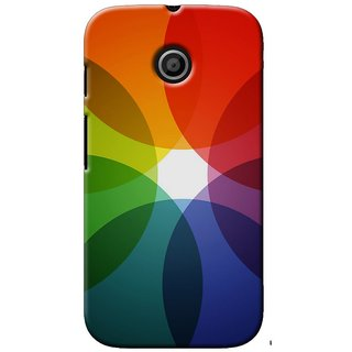 Saledart Designer Mobile Back Cover For Motorola Moto E Motoekaa420 MOTOEKAA420