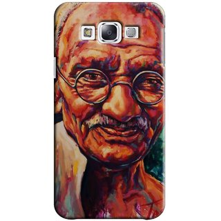 Saledart Designer Mobile Back Cover For Samsung Galaxy E7 Sge7Gj1 SGE7GJ1